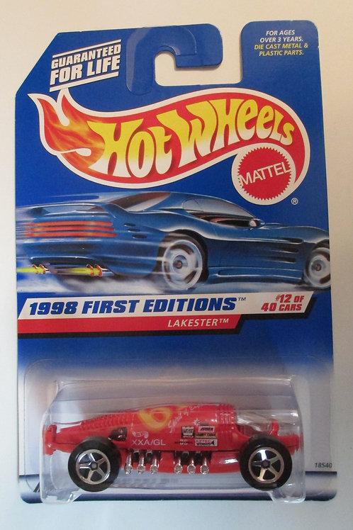 1998 Lakester / Hot Wheels 1:64  Peg