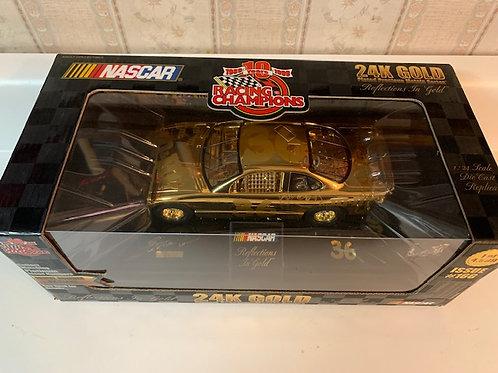 1998 M&M's 24K Gold / Ernie Irvan 1:24