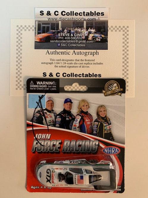 2013 Autograph Castrol GTX Funny Car / John Force 1:64