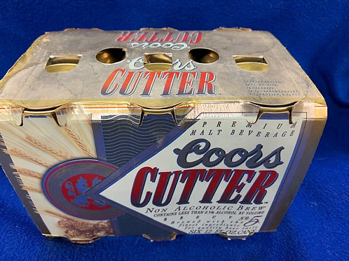 1993 Coors Cutter Rockies Opening Day 6 Pack