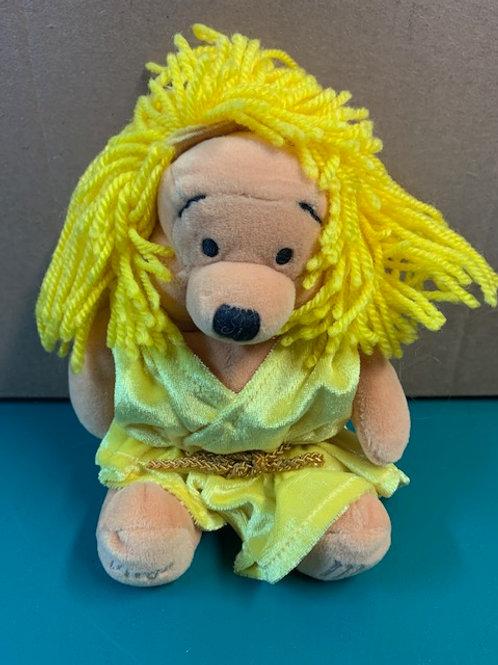 "Disney Beanies Virgo Winnie the Pooh 8"""