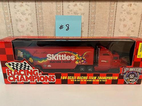 1998 Skittles Transporter / Ernie Irvan   1:64