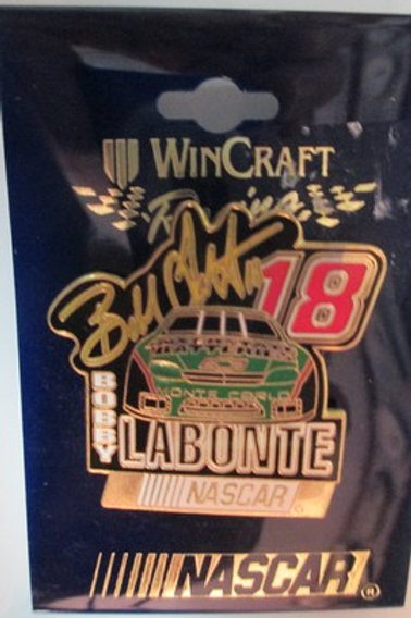 1998 Interstate Batteries Hat Pins / Bobby Labonte   Hat Pin #1