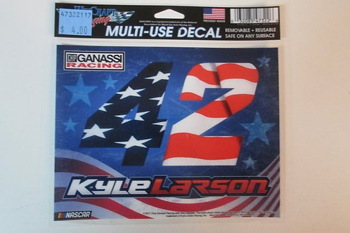2017 Chip Ganassi 4th of July Racing Decal / Kyle Larson Decal #3