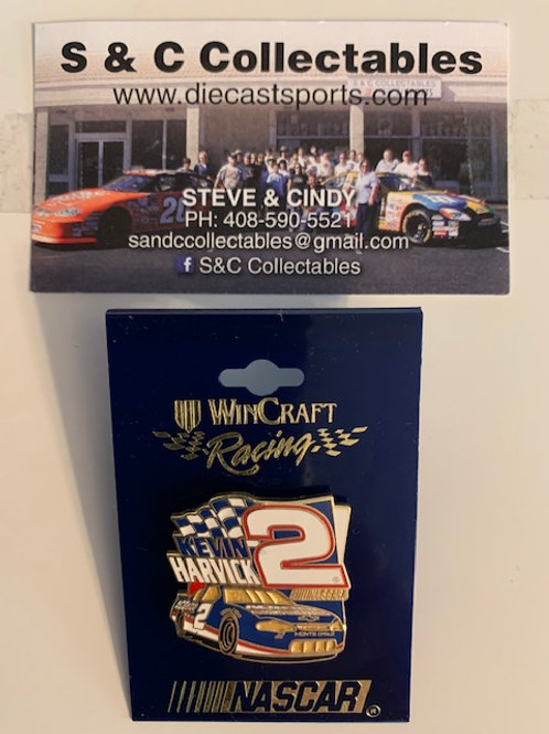 2001 AC/Delco Hat Pins / Kevin Harvick  Hat Pit #7