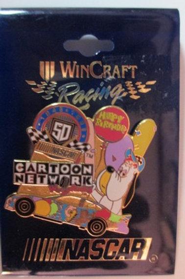 1998 Cartoon Network Hat Pins / Lake Speed  Hat Pin #2