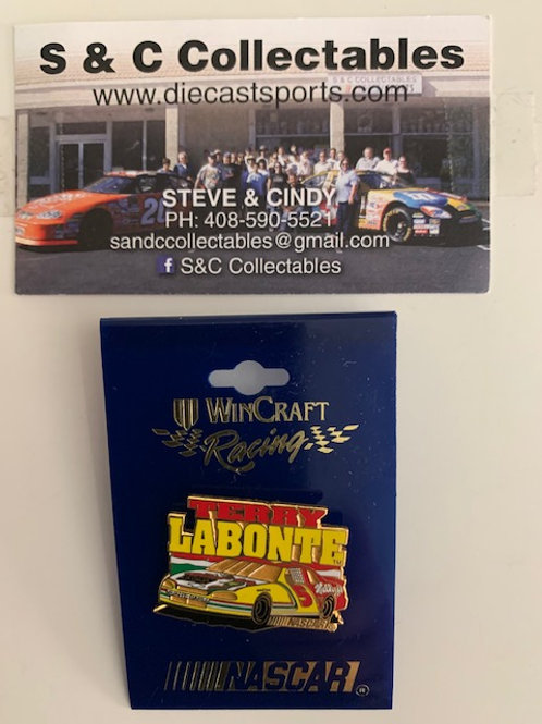 1998 Kellogg's Corn Flakes Hat Pins / Terry Labonte  Hat Pin #7