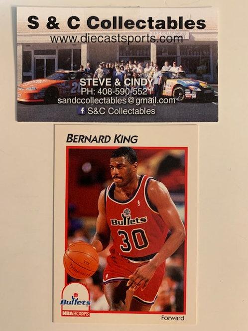 1991-92 NBA Hoops Chuck Person  Card# 18 / Basketball-BK1