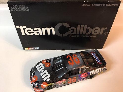 2002 M&M's - Halloween Team Caliber Dark Chrome  / Ken Schrader 1:24