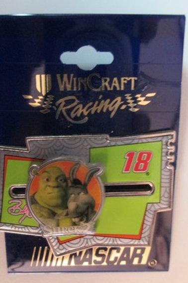 2004 NASCAR Shrek 2 Hat Pins / Bobby Labonte  Hat Pin #2