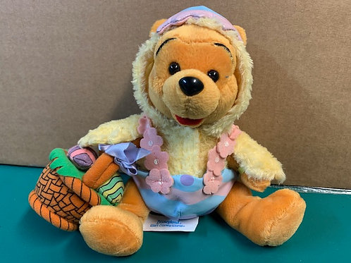 Disney Beanies Winnie the Pooh Easter