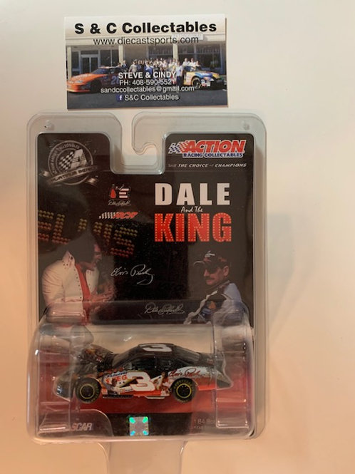 2009 Dale and the King - Elvis Taking Care of Business / Dale Earnhardt Sr. 1:64