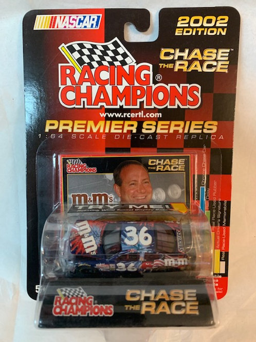 2002 M&M's 4th of July With Rotating Wind Tunnel / Ken Schrader   1:64 Box#36