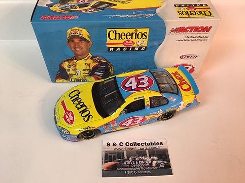 2003 Cheerios RCCA Club Car Clear Window Bank / John Andretti 1:24 ST #4