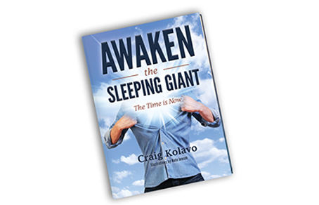 Book Preview; AWAKEN the SLEEPING GIANT