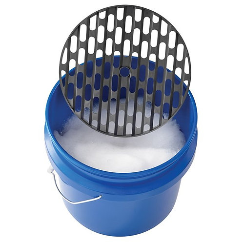 Relentless Wash Bucket with Grit Protector