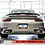 Thumbnail: AWE Tuning Porsche 991.2 Turbo Performance Exhaust and High-Flow Cat Sections -