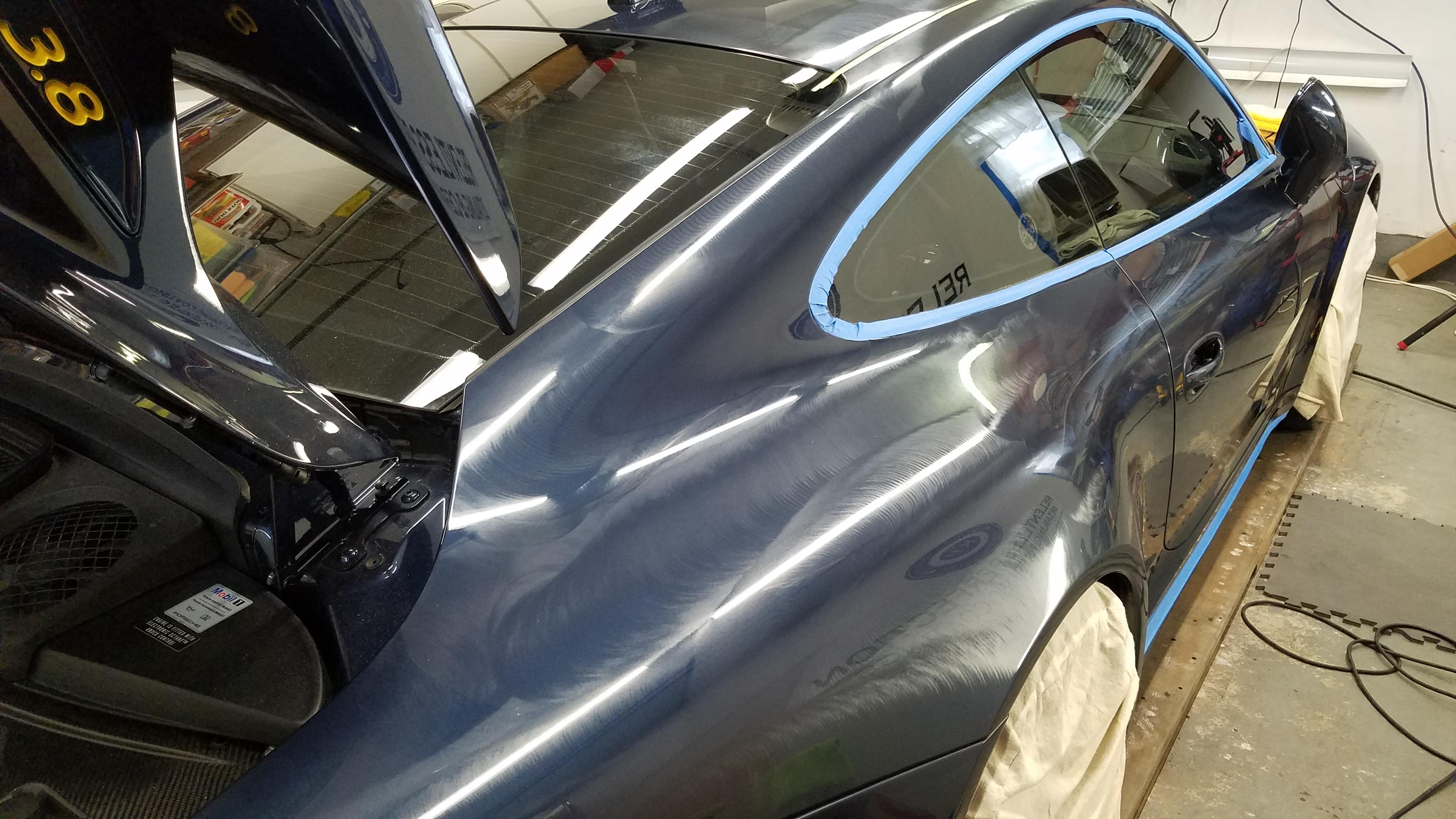 GT3 Correction Polishing