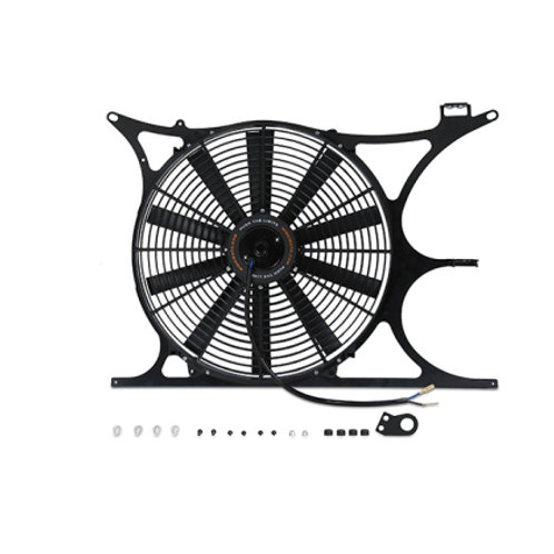 Mishimoto 92-99 BMW E36 Fan Shroud w/ Probe Kit