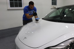 Opti-Coat Pro Plus Application Tesla Mod