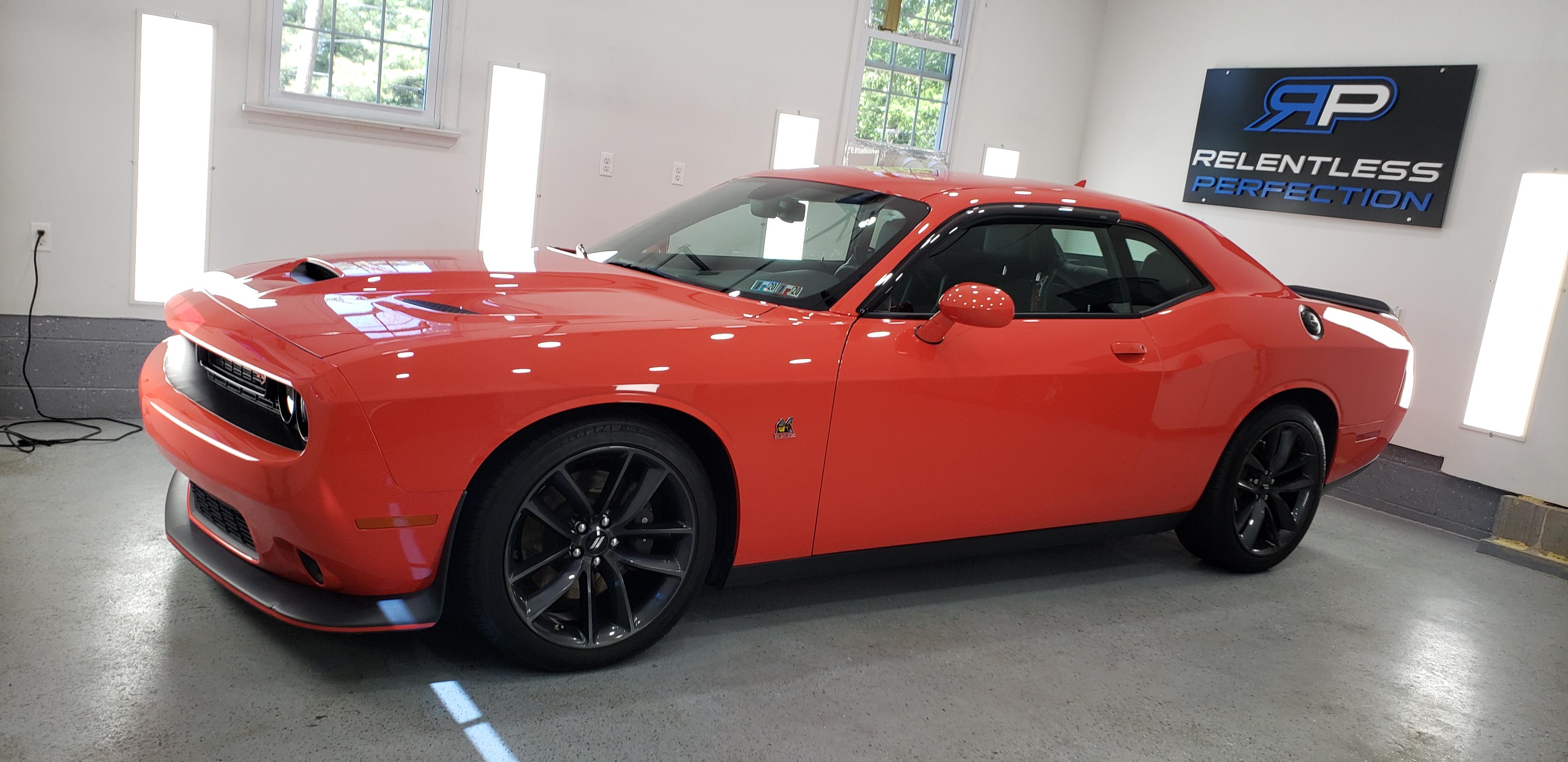 Orange Challenger ScatPack
