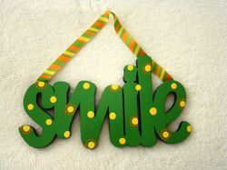 Sunshine Smile Sign
