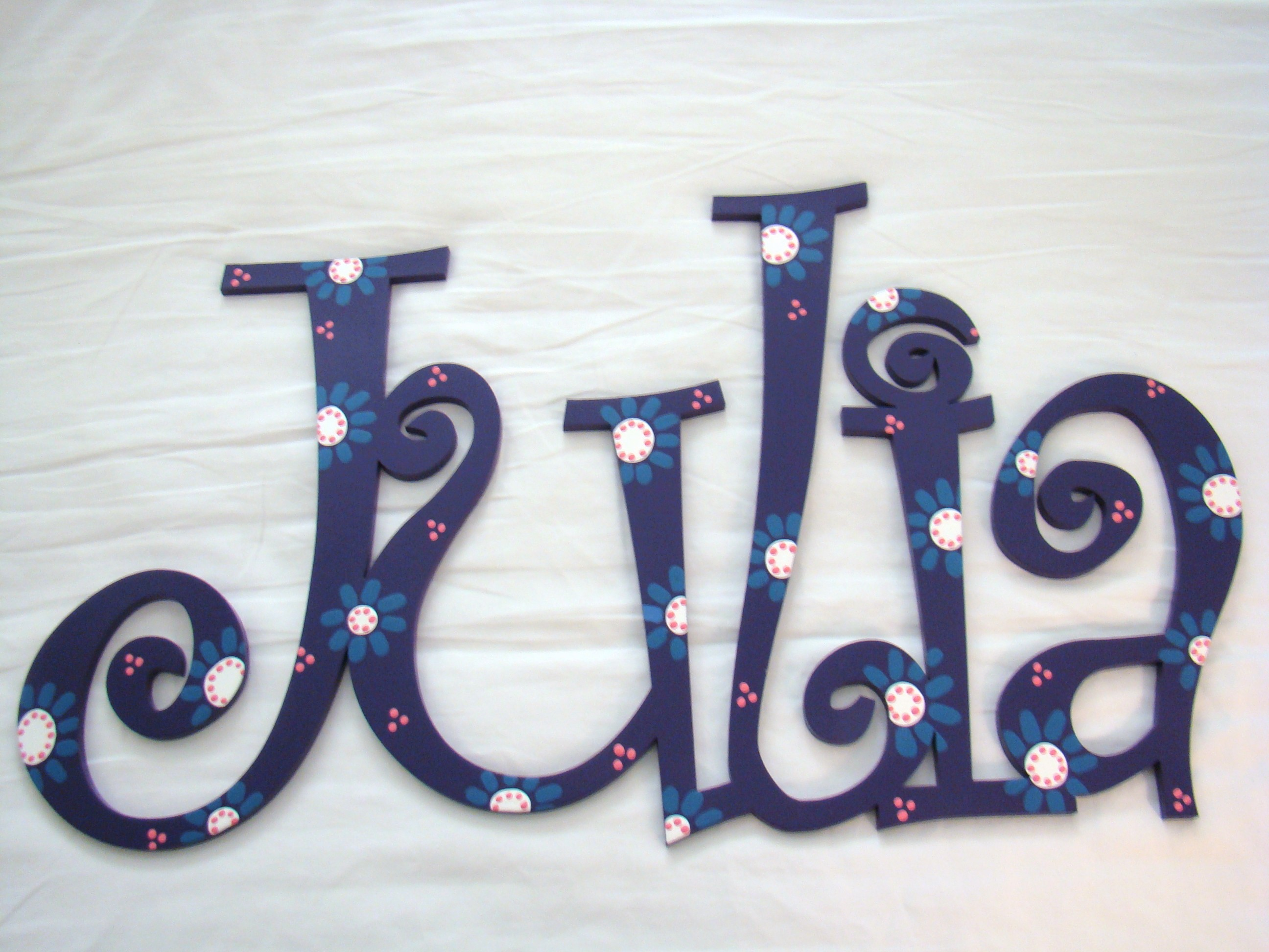 """Blue """"Julia"""""""