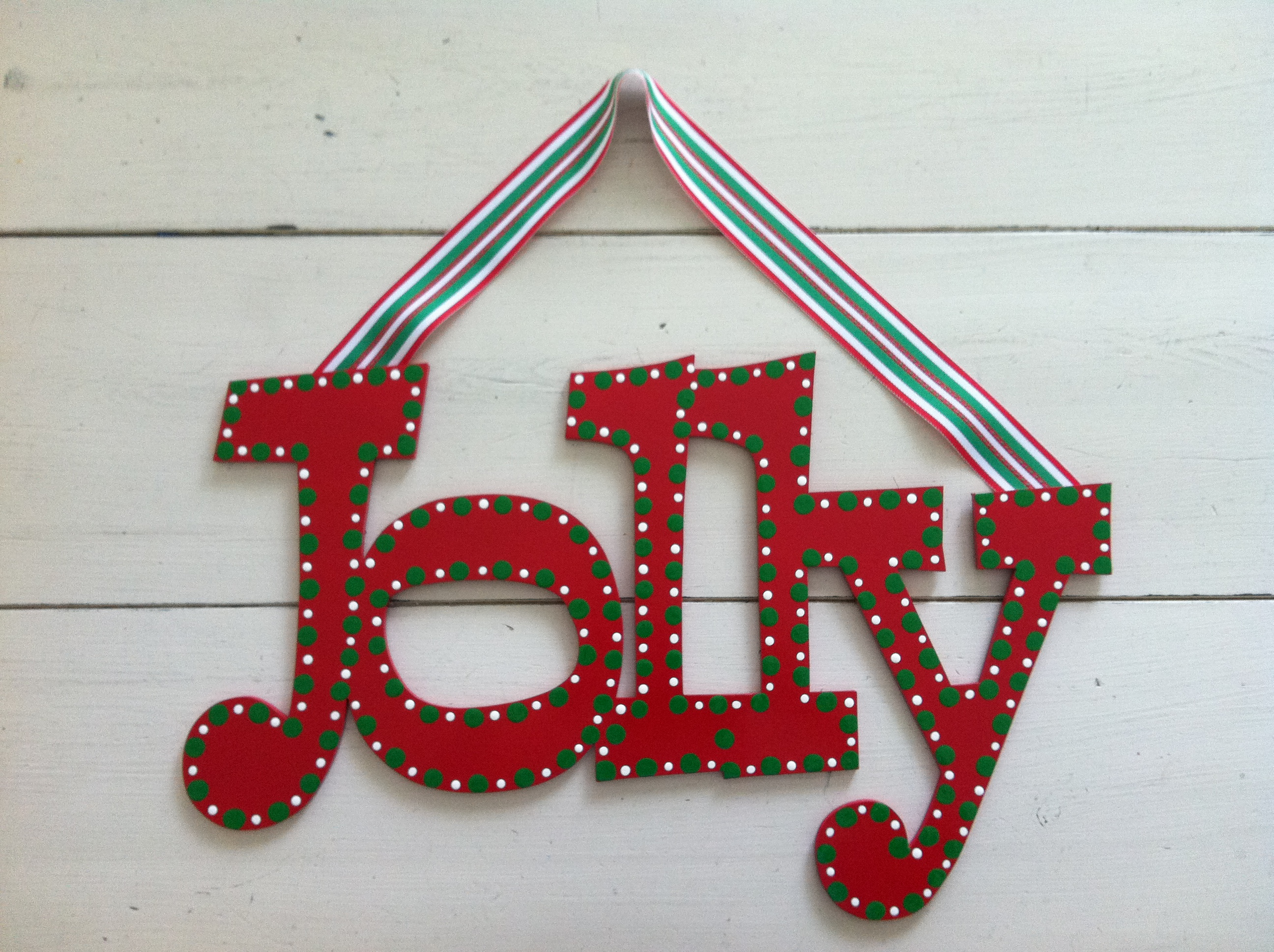 "Traditional Dot ""Jolly"""