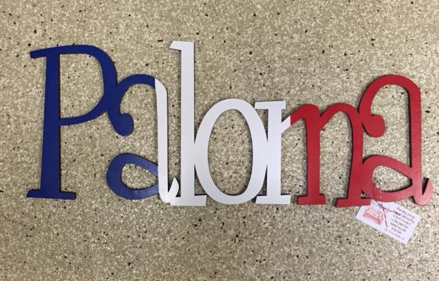 "French ""Paloma"""
