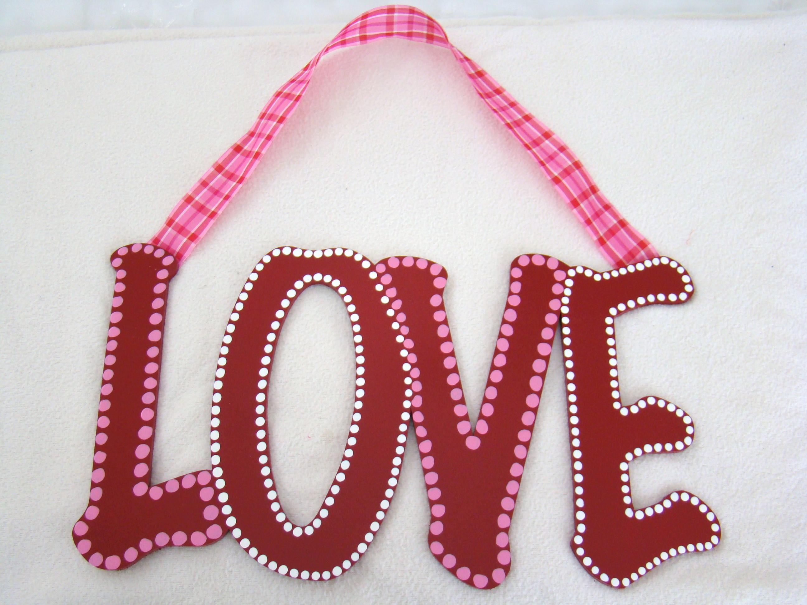 "Valentines ""Love"""