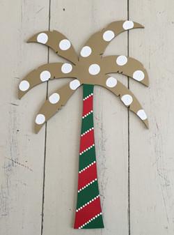 Traditional Christmas Palm