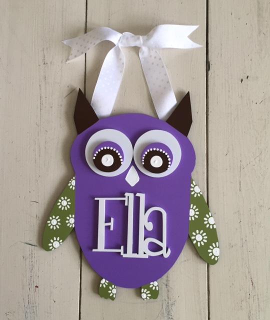 """""""Ella"""" Owl"""
