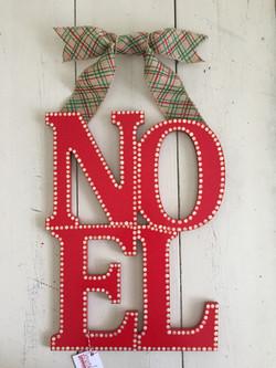 """Red """"Noel"""""""