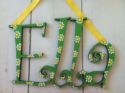 "Green Daisy ""Ella"""