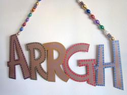 Multi-color Arrgh
