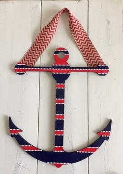 Patriotic Anchor