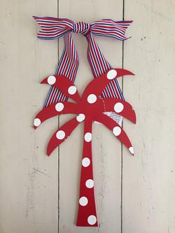 Polka Christmas Palm