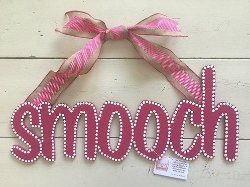 Smooch Sign