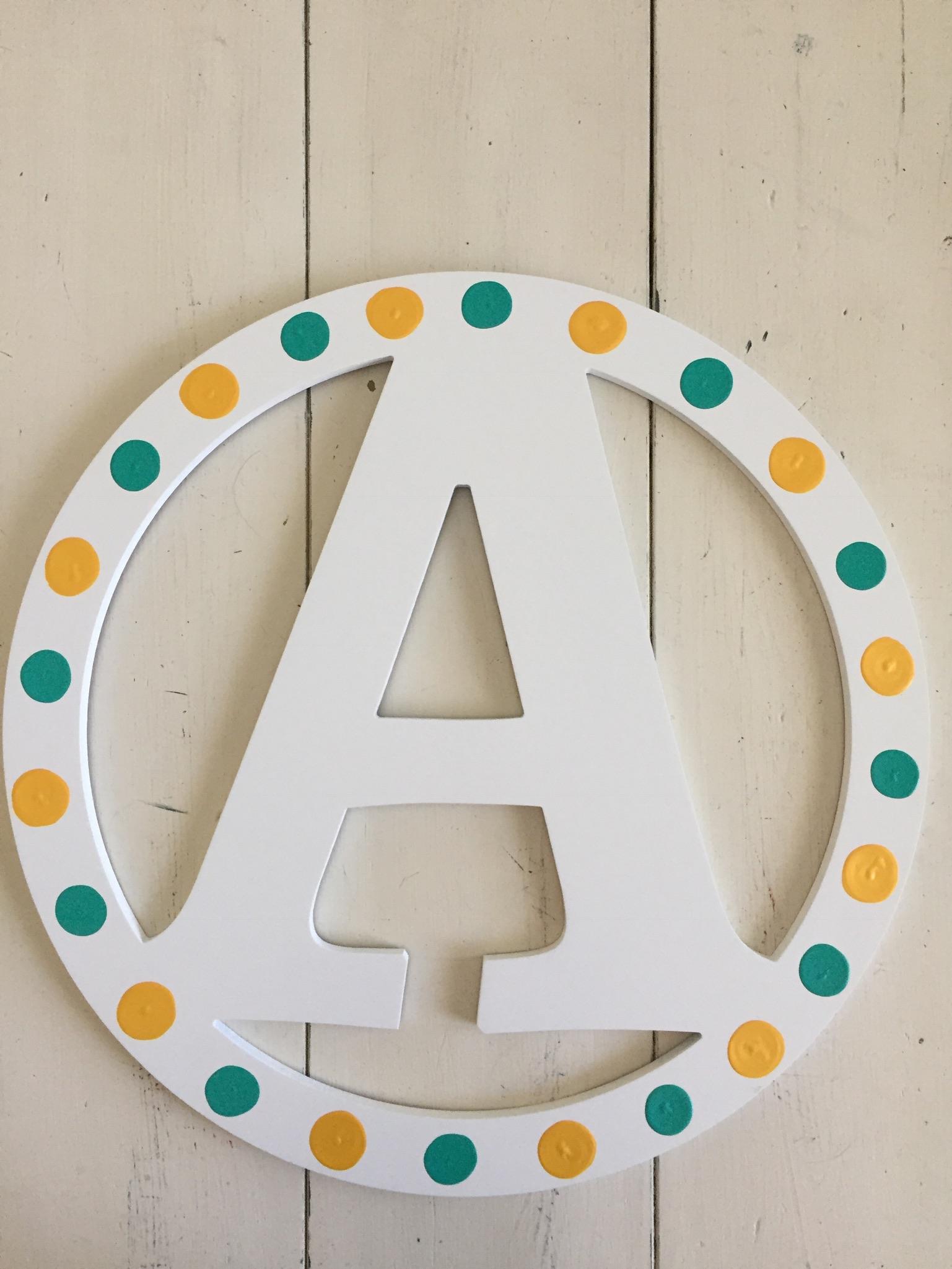 Circle Initial