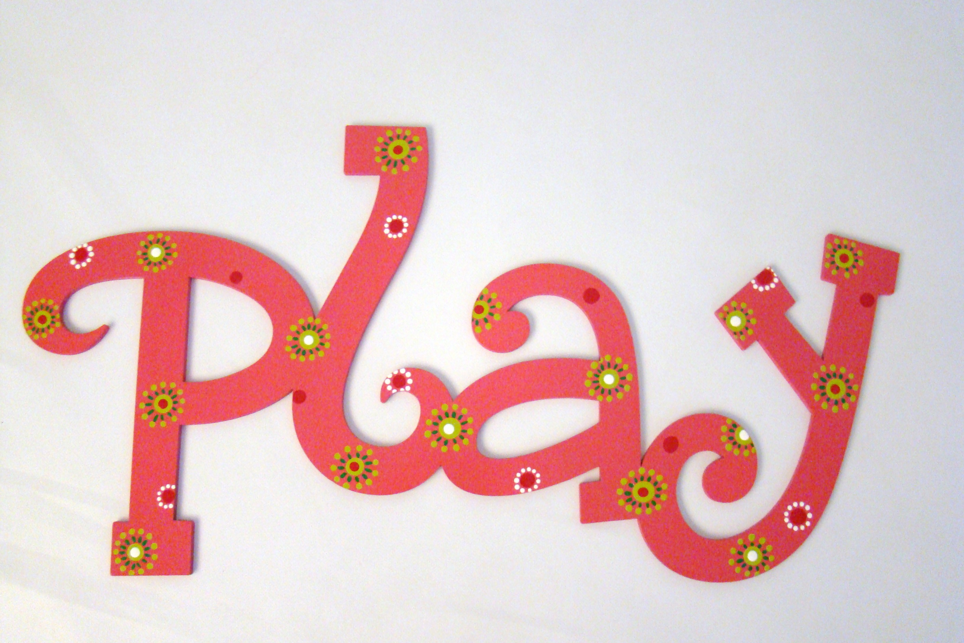 Kids Play Sign