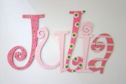 """Pink """"Julia"""""""