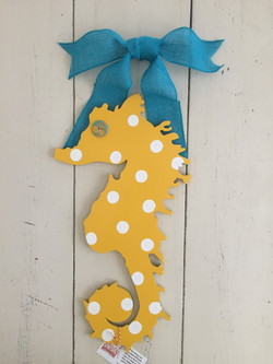 Summer Seahorse
