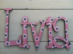 "Pink ""Livia"""