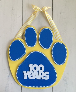 "Mitchell Elementary ""100 Years"" Door"