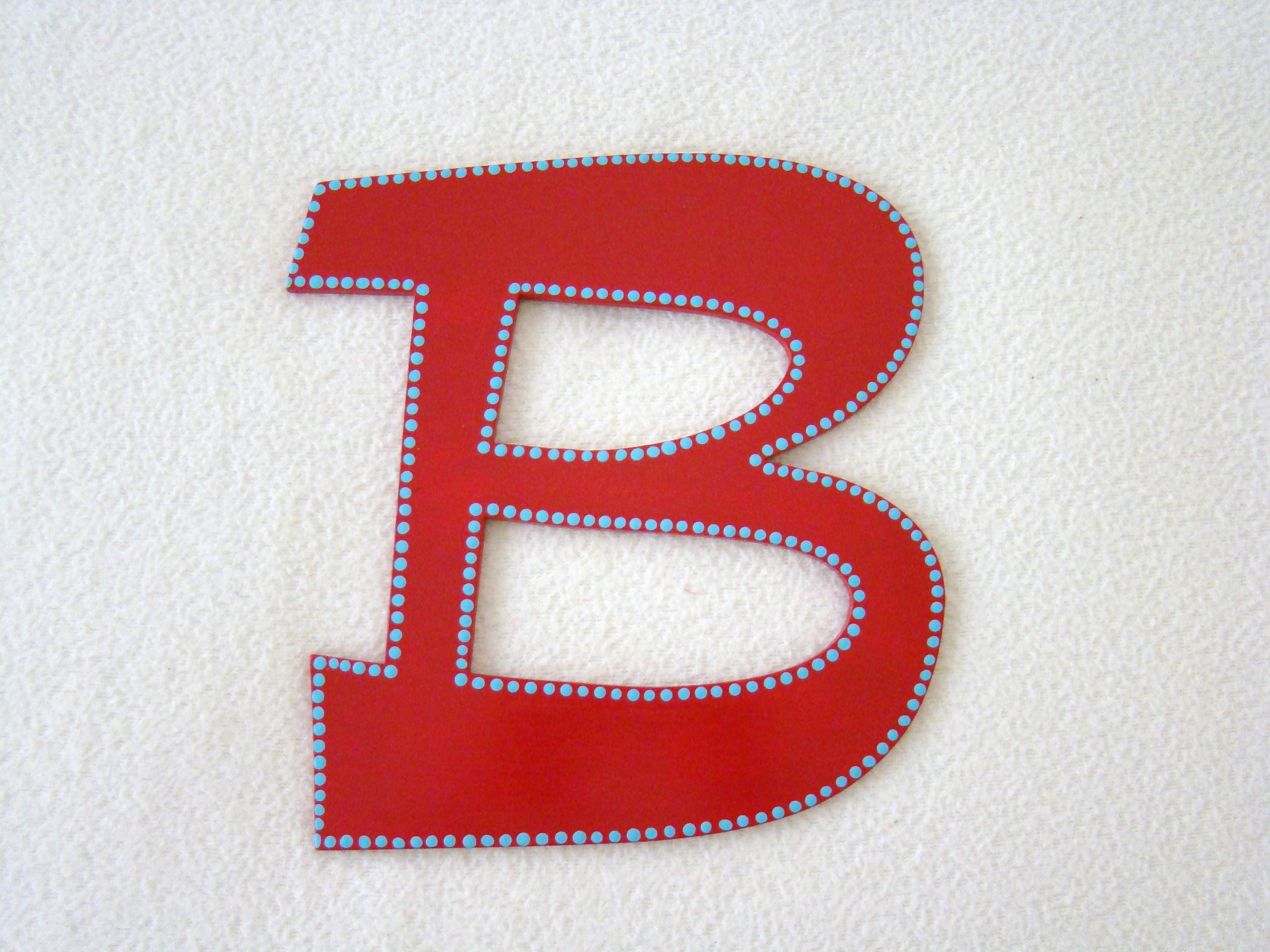 B Initial