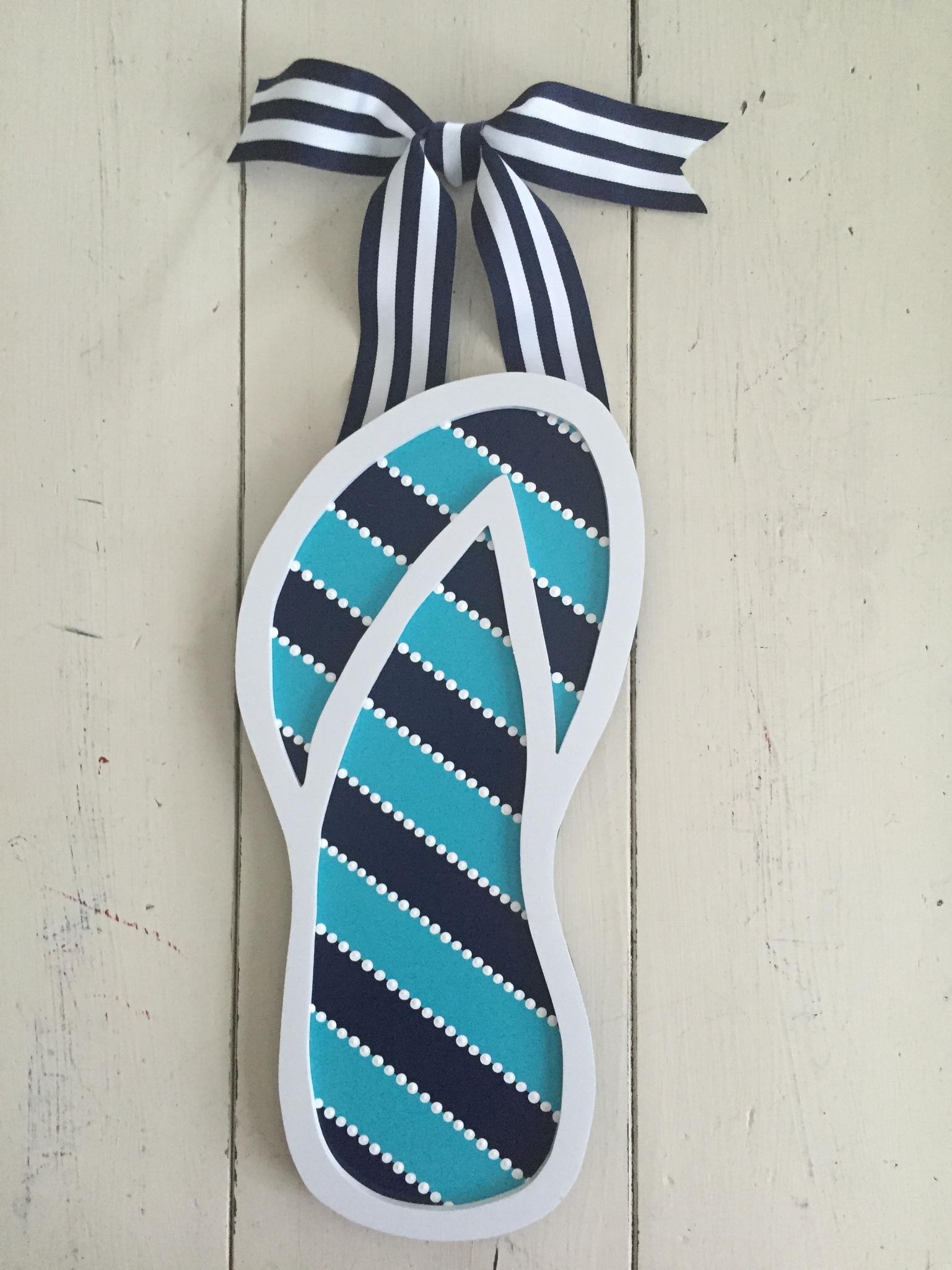 Beachy Flip Flop