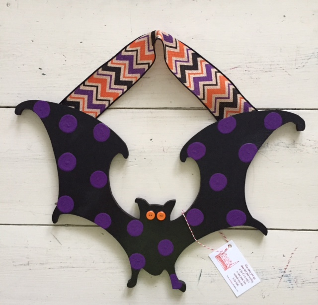 Purple Chevron Bat
