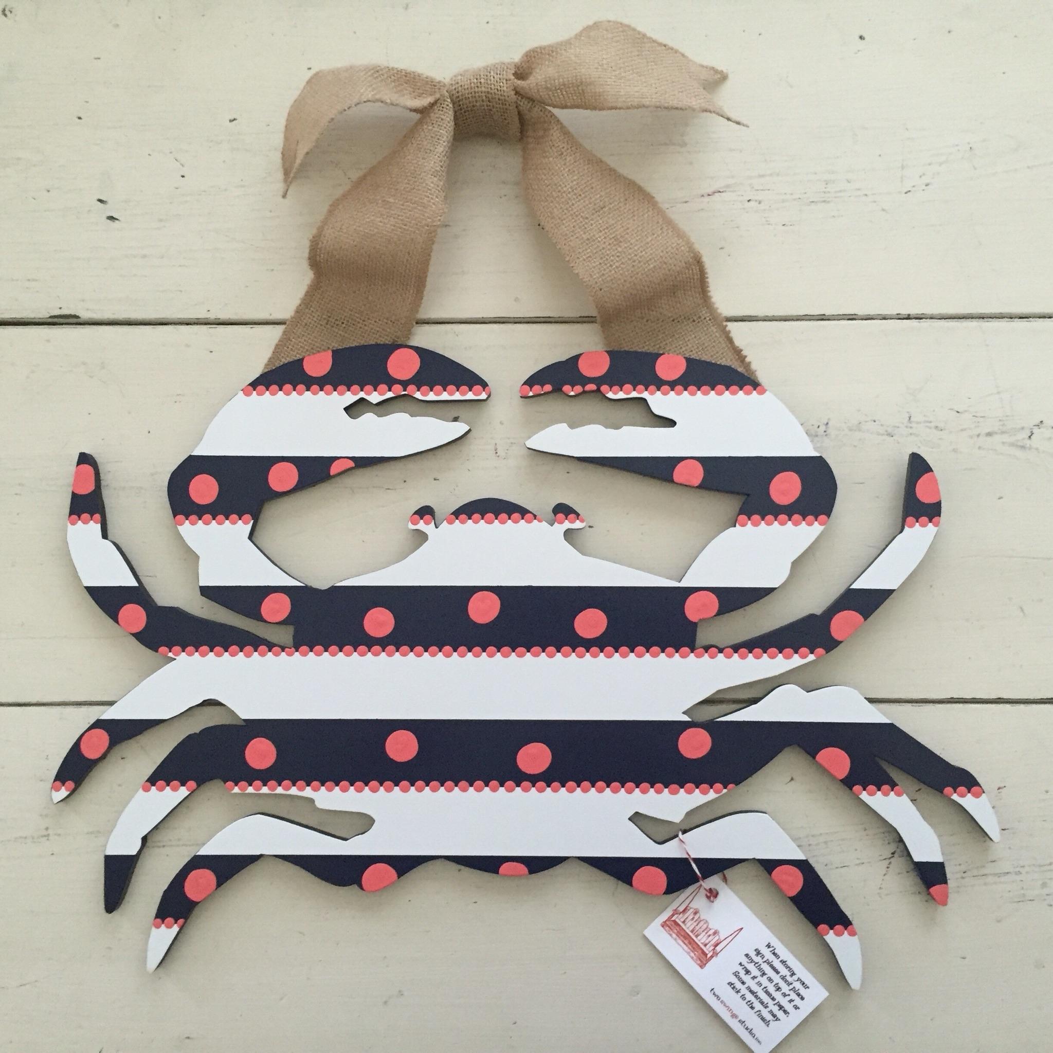 Polka Crab