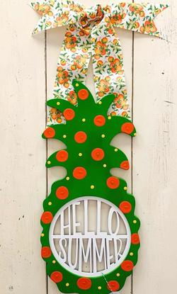 Hello Summer Citrus Pineapple