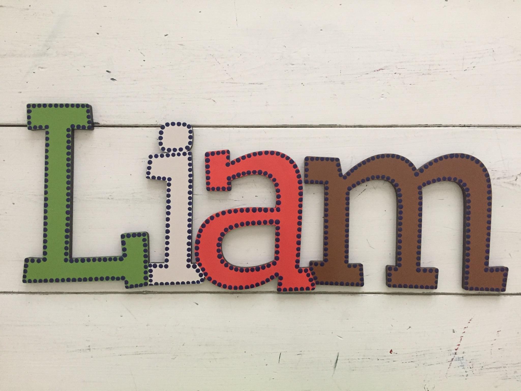 """""""Liam"""""""